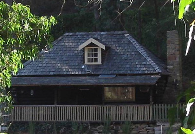 Walhalla Log Cabin